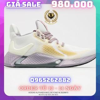 Order 1-2 Tuần + Freeship Giày Outlet Store Sneaker _Adidas AlphaBounce Beyond m MSP 2629M151 gaubeaostore.shop thumbnail