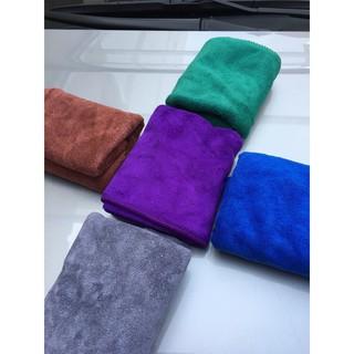 Khăn lau xe ô tô, khăn chuyên dụng thumbnail