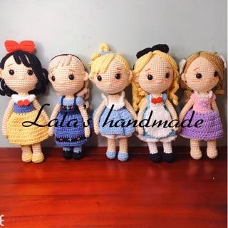 Công Chúa Disney handmade 24cm