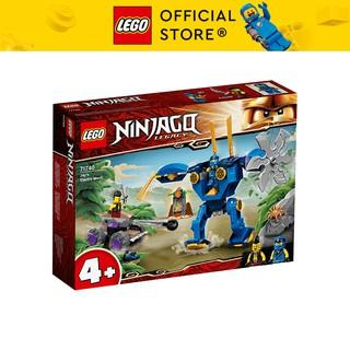 LEGO NINJAGO 71740 Chiến Giáp Sấm Sét Của Jay( 106 Chi tiết)