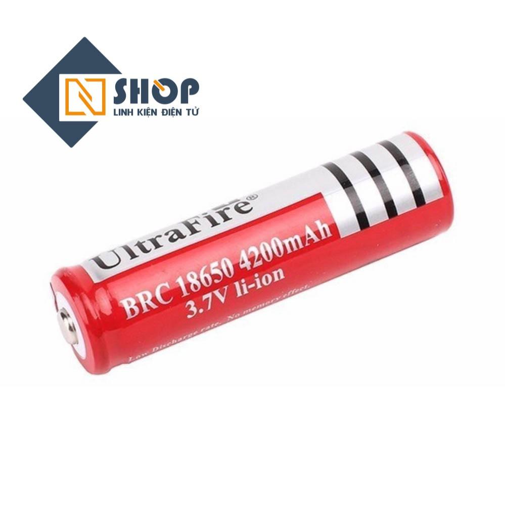 Pin 18650 Ultrafire 4200mAh