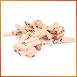 [GIÁ CỰC SỐC] – [Nhập TOYAPR10K giảm ngay 10K]Đồ chơi rút gỗ 54 thanh cho bé