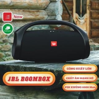 Loa bluetooth Boombox PedoZ, âm thanh chuẩn lớn sống động, công nghệ chống nước JPX7, hỗ trợ sạc điện thoại