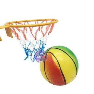 Đồ chơi ném bóng rổ treo tường túi lưới