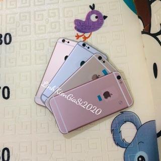 { Ảnh Thật } Vỏ Sường Iphone 6G- 6S – 6 Plus Giá Rẽ Vỏ Zin Thẩm Bao Tháo Ráp