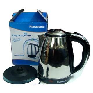 Bình đun nước siêu tốc inox, ấm đun nước, bình siêu tốc, dung tích 1.8 lít