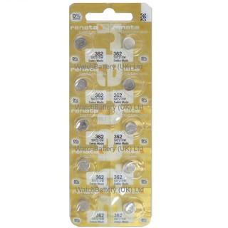 Pin Renata SR721SW - SR721 - 721 - 362 - AG11 Dung Lượng Cao Của Thụy Sĩ - Pin Đồng Hồ Đeo Tay Cao Cấp thumbnail