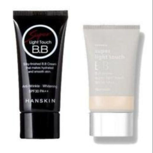 Kem nền Hanskin Super Light Touch BB Cream 30ml