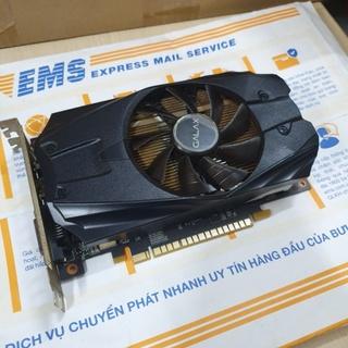 Card màn hình GALAX GeForce GTX 1050 2GB GDDR5 OC Cũ thumbnail