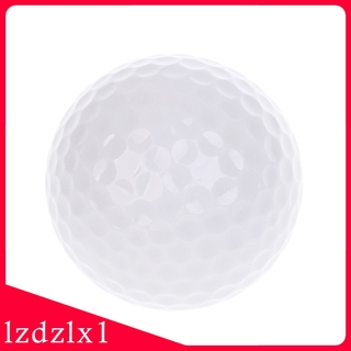 Flameer Sports Glow In Dark LED Light Up Golf Ball Official Size Tournament Ball