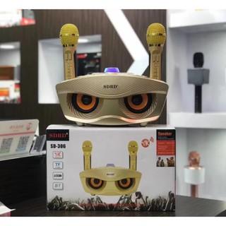 Loa Bluetooth karaoke SD-306 [HAY LẮM LUÔN ]