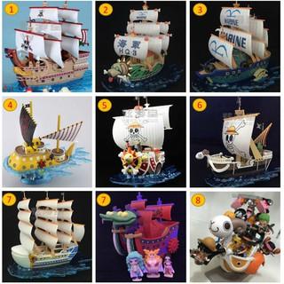 Mô Hình Tàu Hải Quân – Đảo Hải Tặc