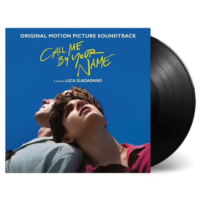 bán Call me by your name bán cd thẻ