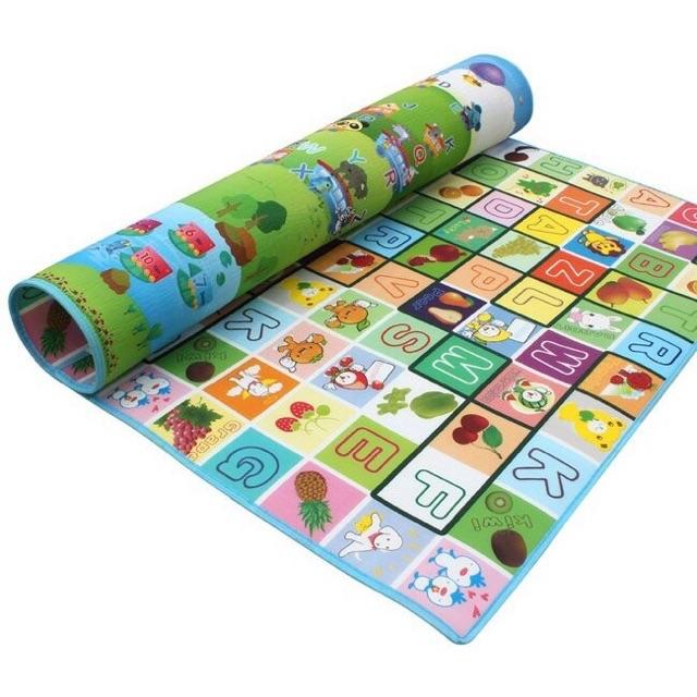 Thảm xốp 2 mặt maboshi ( flow shop được mua giá rẻ nhất shope)