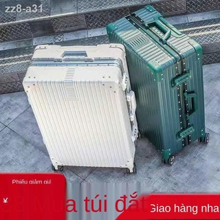 [bán chạy]Hành lý nữ cỡ lớn -có sức chứa siêu và giá trị cao Xe đẩy hộp đựng mật khẩu 24 inch vali đồ học sinh 20 thumbnail