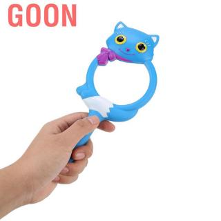 Goon Kids Handheld Magnifying Glasses Colorful Accessory Tools Cartoon Insect Shape Glass Outdoor Exp