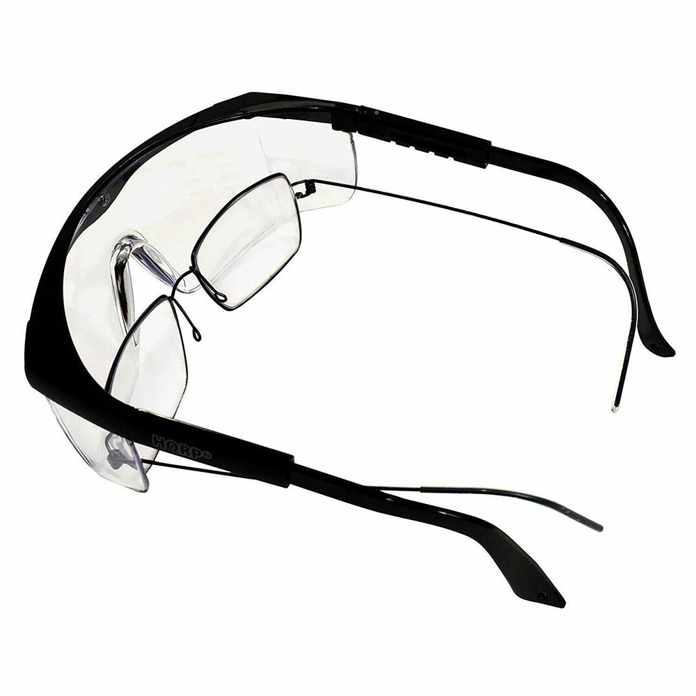 Chemistry Lab Protective Eye Goggles Safety Transparent Glasses Use