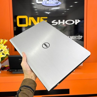 [ Đắng Cấp – Bền Bỉ ] Laptop Dell Inspiron 5548 Core i5 5200U/ Ram 8Gb/ SSD 128Gb, vỏ hợp kim nhôm, bàn phím led sáng .