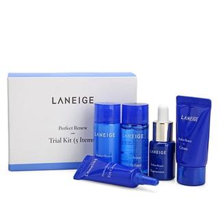 Bộ Dưỡng Da Laneige Perfect Renew Trial Kit (5 Sản Phẩm) thumbnail