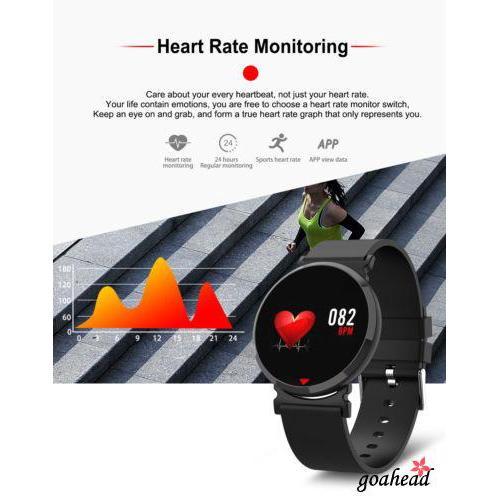 Đồng hồ thông minh chống nước kết nối Bluetooth màn hình cảm ứng