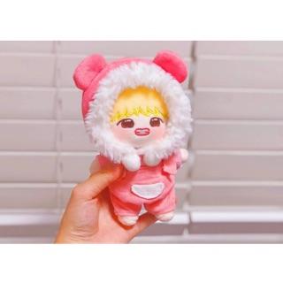 [ Fansite ] Fullset Zzageun Tae ver 3 / 15cm – BTS Doll