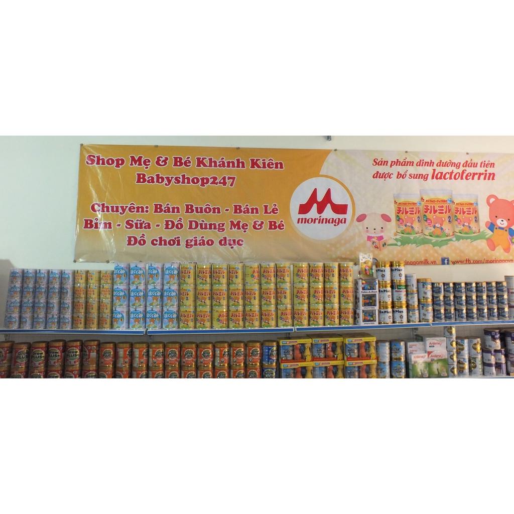 [Mã 267FMCGSALE giảm 8% đơn 500K] Combo 5 hộp Sữa Morinaga số 2 850g mẫu mới (có tem chính hãng, date T12/2022)