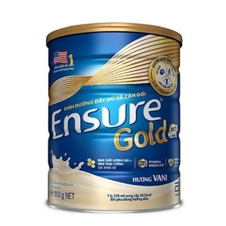 combo 2 lon sữa ensure gold lon thiếc 850g