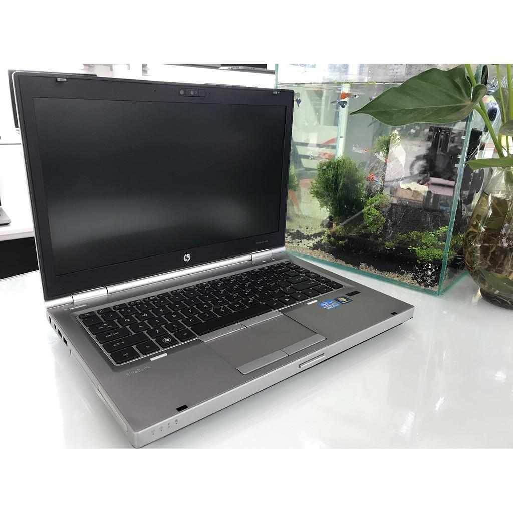 LAPTOP HP 8460p Core I5/RAM 4G/HDD 320G - CHƠI LOL, ĐỘT KÍCH