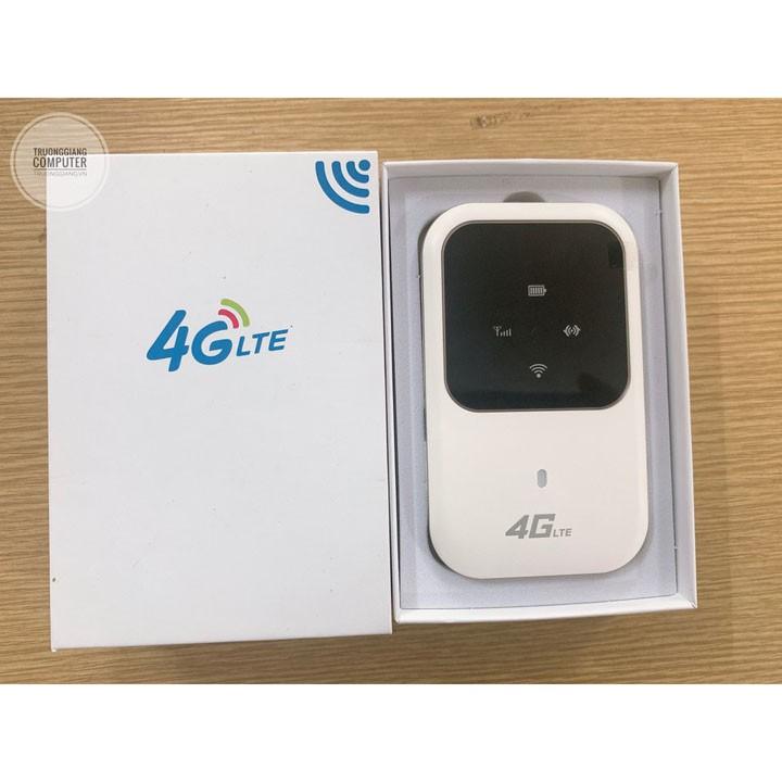 Cục Phát Wifi 4G MF80 Chính Hãng Dễ Sử Dụng - Chỉ Cần Gắn Sim , Bật Nguồn Là Sử Dụng