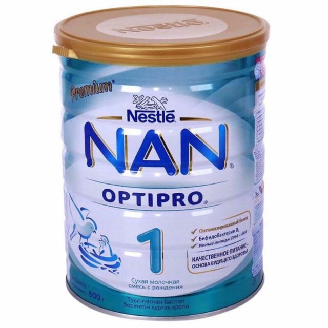 Sữa Nan Nga số 1 (lon 800g, hàng xách tay)