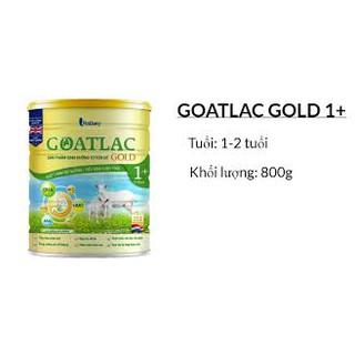 Mẫu mới Sữa Dê GOATLAC 1+ loại (800g). thumbnail