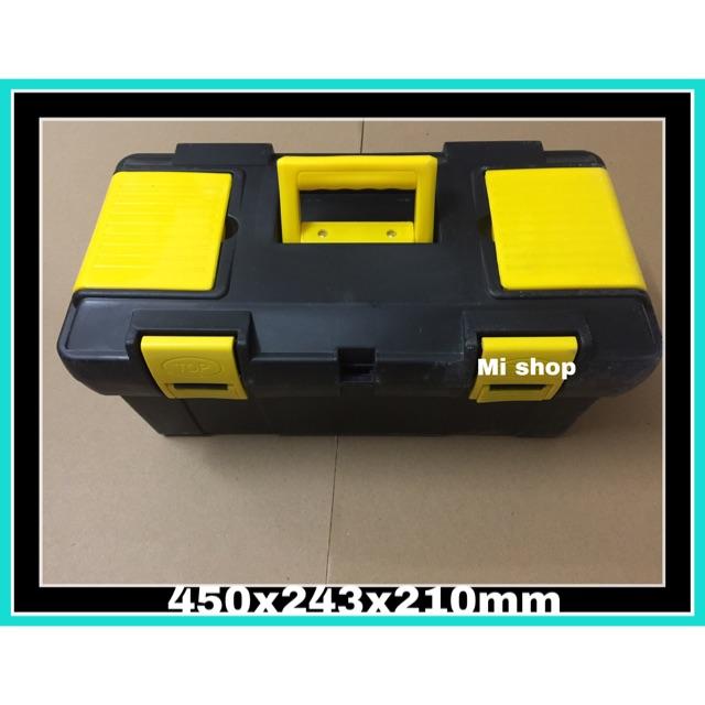 Hộp đựng dụng cụ cỡ lớn nhựa ABS - 3192868 , 1341163001 , 322_1341163001 , 179000 , Hop-dung-dung-cu-co-lon-nhua-ABS-322_1341163001 , shopee.vn , Hộp đựng dụng cụ cỡ lớn nhựa ABS