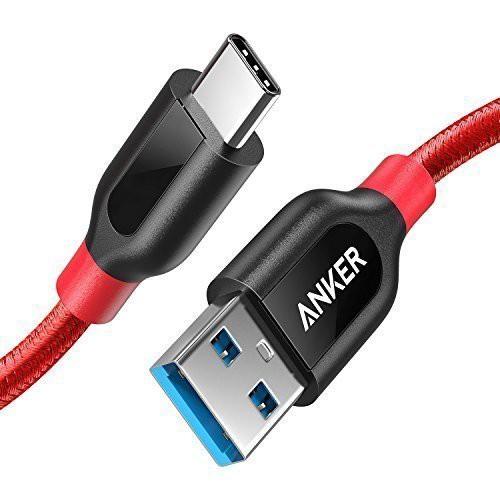 [0,9m] Cáp Sạc Nhanh Anker PowerLine+ USB-C to USB - 2414604 , 240498724 , 322_240498724 , 350000 , 09m-Cap-Sac-Nhanh-Anker-PowerLine-USB-C-to-USB-322_240498724 , shopee.vn , [0,9m] Cáp Sạc Nhanh Anker PowerLine+ USB-C to USB