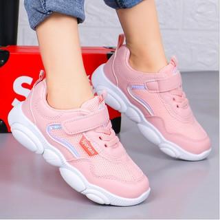 Giày thể thao bé gái dạng lưới, Phong Cách Hàn Quốc cho bé từ 3 đến 14 tuổi TO23