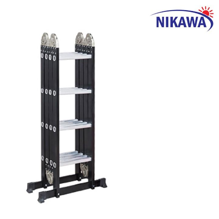 Thang nhôm gấp  đoạn Nikawa NKG-44 - 13724739 , 1802835327 , 322_1802835327 , 2200000 , Thang-nhom-gap-doan-Nikawa-NKG-44-322_1802835327 , shopee.vn , Thang nhôm gấp  đoạn Nikawa NKG-44