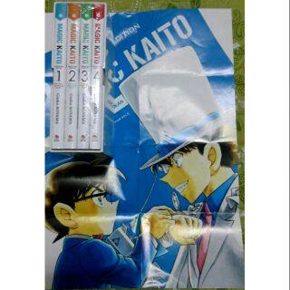 Boxset Magic Kaito – Siêu trộm Kid 1412
