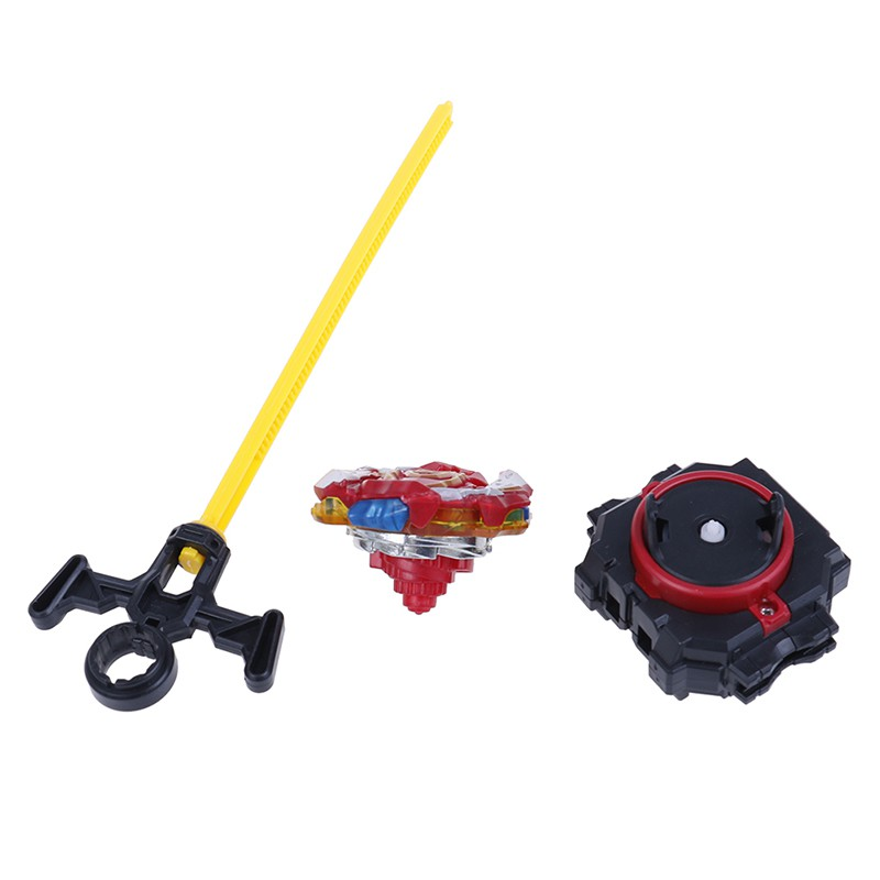 Beyblade burst B129 CHO-Z Achilles starter set with launcher grip kids gift toys