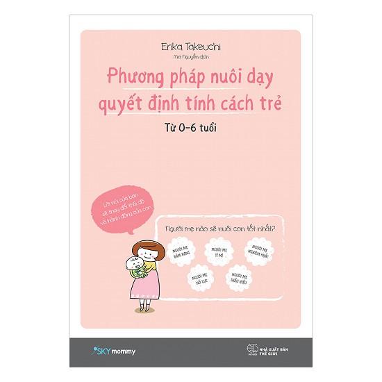 Sách - Phương Pháp Nuôi Dạy Quyết Định Tính Cách Trẻ (Từ 0 – 6 Tuổi) - 2718312 , 768102080 , 322_768102080 , 76000 , Sach-Phuong-Phap-Nuoi-Day-Quyet-Dinh-Tinh-Cach-Tre-Tu-0-6-Tuoi-322_768102080 , shopee.vn , Sách - Phương Pháp Nuôi Dạy Quyết Định Tính Cách Trẻ (Từ 0 – 6 Tuổi)