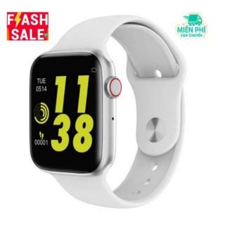 Đồng hồ thông minh W34 - đàm thoại, đo nhịp tim bước chân, báo tin nhắn...