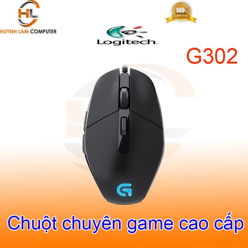 Chuột Logitech-Chuột game Logitech G302 DGW phân phối