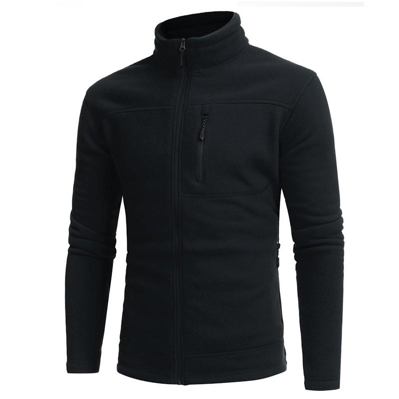 [Mã MAPG20 hoàn 20% tối đa 35k xu đơn 99k] Áo khoác nỉ dạ dạo phố phong cách pigofashion SPAKN11 (đen)