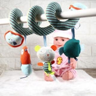 Đồ chơi treo nôi cũi xe đẩy cho bé từ sơ sinh