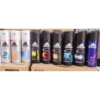Yêu ThíchXịt Khử Mùi Toàn Thân Adidas for men 150ML