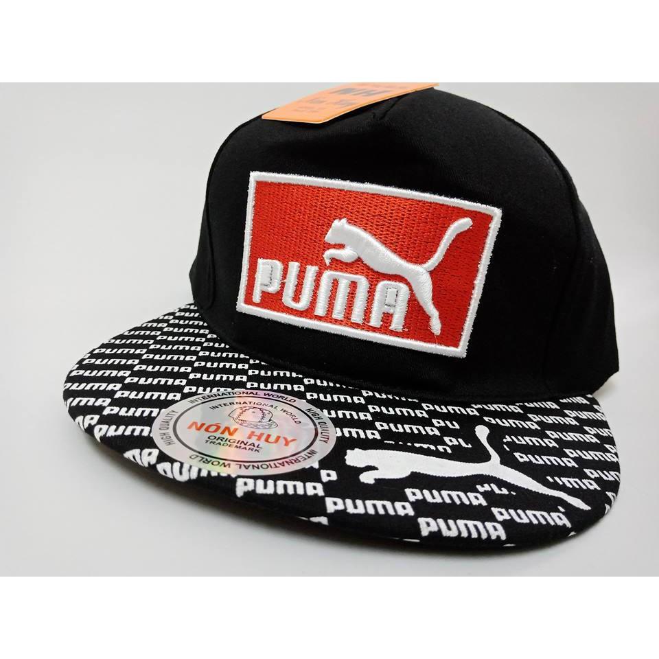 Mũ nón lưỡi trai HIPHOP Puma
