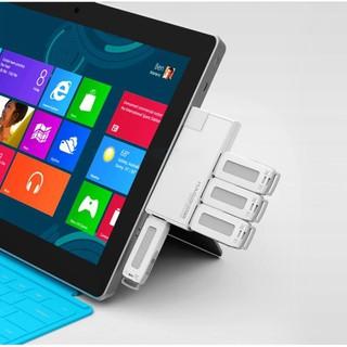 Hub chia USB 3.0 to 4 cổng 3.0 chính hãng Hagibis cho macbook laptop (Bảo hành 6 tháng)