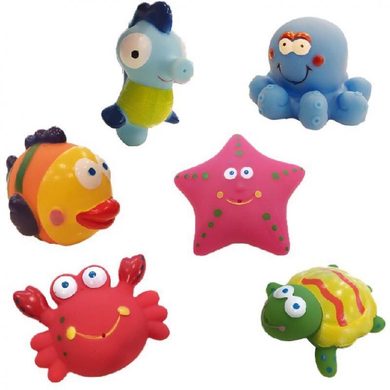 Set đồ chơi tắm 6 món Toys House TL811-1/2