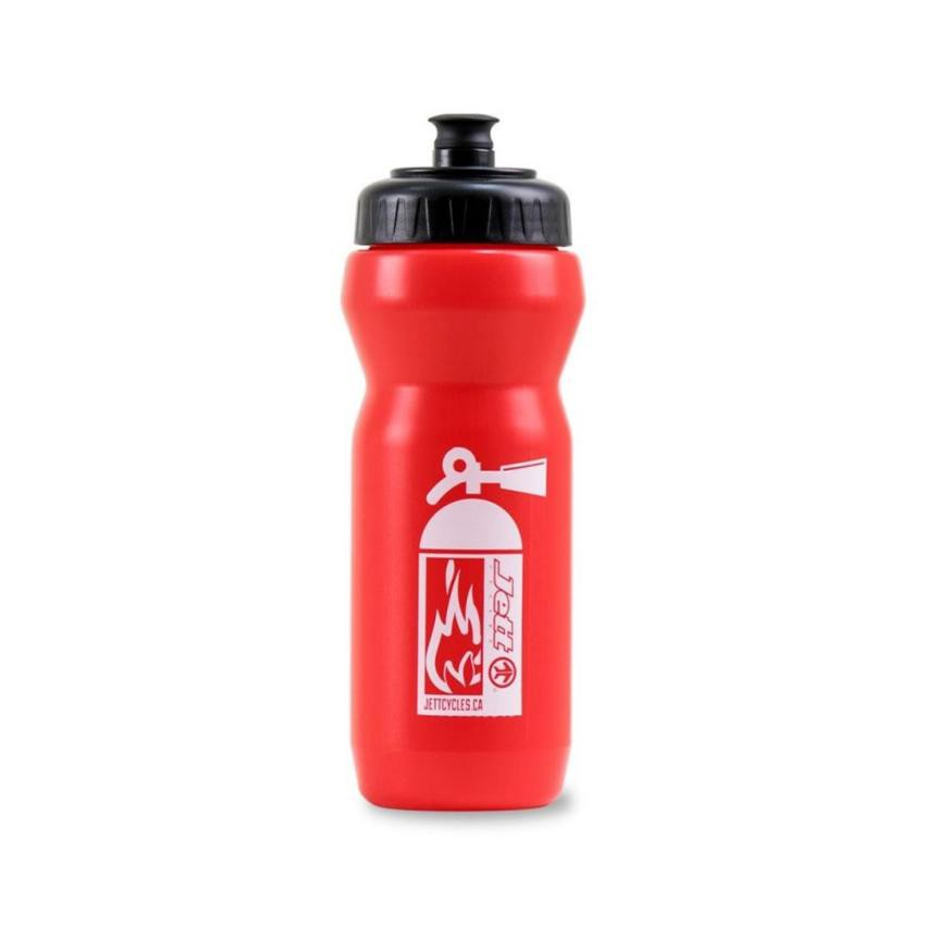 "BÌNH NƯỚC JETT CYCLES ""FLAME OUT"" 750ml (ĐỎ)"