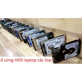 "ổ cứng hdd laptop 160gb 250gb 320gb 500gb 750gb 1000gb 1tb hdd 2.5"" inch 7mm 9mm mỏng thin slim 5400 7200 all"