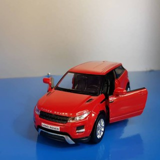 Xe mô hình Range Rover Evoque 1:36