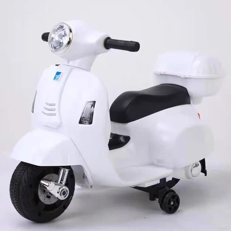 Xe-máy-điện-Vespa-cho-bé-siêu-dễ-thương-Baby-Kids-chất-lượng-cao-an-toàn